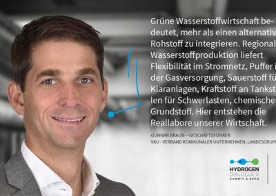 Gunnar Braun - Geschäftsführer - VKU (Verband Kommunaler Unternehmen), Landesgruppe Bayern