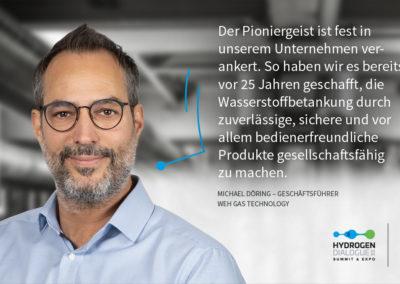 Michael Döring - Geschäftsführer - WEH Gas Technology