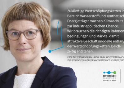 Prof. Dr. Veronika Grimm - Mitglied im Sachverständigenrat zur Begutachtung der gesamtwirtschaftlichen Entwicklung
