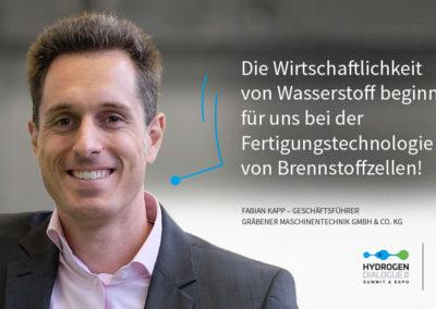 Fabian Kapp - Geschäftsführer - Gräbener Maschinentechnik GmbH & Co. KG