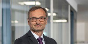 Josef Hasler, Vorsitzender des Vorstands der N‑ERGIE