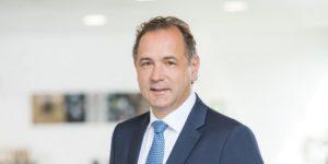 Prof. Dr. Gerald Linke, Vorstandsvorsitzender Deutsche Verein des Gas- und Wasserfaches e.V. Foto: DVGW/Tatiana Kurda