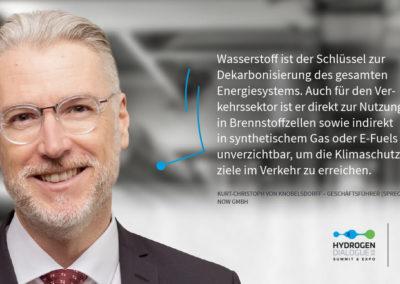 Kurt-Christoph von Knobelsdorff - Geschäftsführer (Sprecher) - NOW GmbH