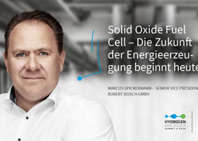 Marcus Spickermann - Senior Vice President - Robert Bosch GmbH
