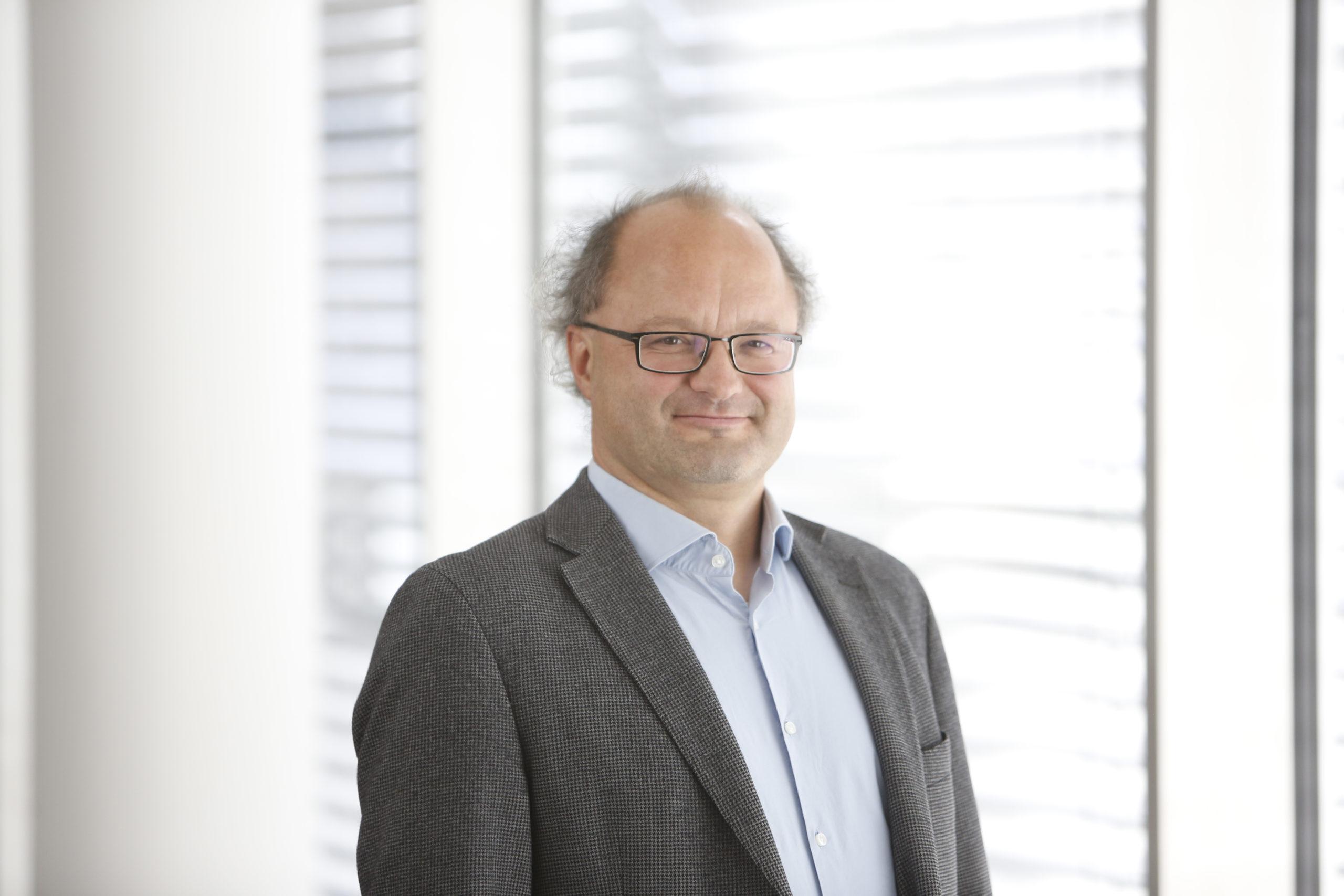 Prof. Dr. Peter Wasserscheid